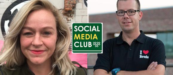 Social media club Breda - 30 januari 2018